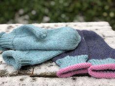 Ravelry: Garnomeras enkla vantar pattern by Maria Samuelsson Knitted Mittens Pattern, Cable Knitting Patterns, Knit Mittens, Hand Knitting, Knitted Hats, Owl Hat, Fingerless Mittens, Knitting Projects, Handicraft