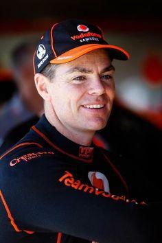 Craig Lowndes, Champaign race car driver.