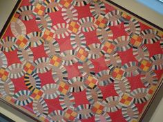 Double Wedding Ring Quilt | Flickr - Photo Sharing!