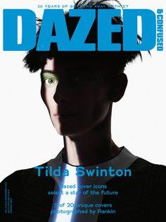 Tilda Swinton, Dazed & Confused