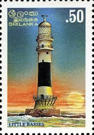 """lighthouse on postage stamps"""