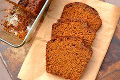 Pumpkin Molasses Quick Bread | Moist & Flavorful | Fabulous Fall Baking | www.craftycookingmama.com