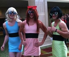 Townsville Is Under Attack, Call The Powerpuff Girls! - Neatorama
