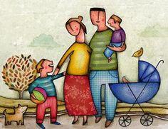 Cómo crear un fondo familiar