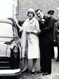 wendy and husband 1959