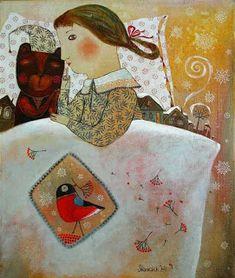 Recogedor: Anna Silivonchik - Ilustraciones