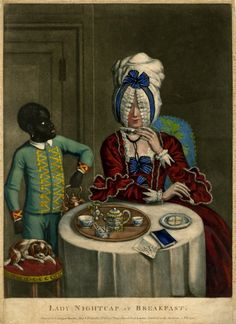 Lady Nightcap at Breakfast 2010,7081.1223 British Museum c1772