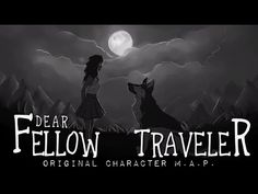 Dear Fellow Traveler - OC Storyboard M.A.P. [COMPLETE] - YouTube nice for OC inspiration