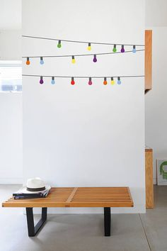 Wall Stickers: Cafe Lights
