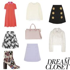 Dream Closet, Vol. 10