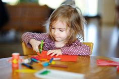 A common sign that your child may need occupational therapy:  Your child finds it difficult to manipulate small objects such as scissors and pencils.