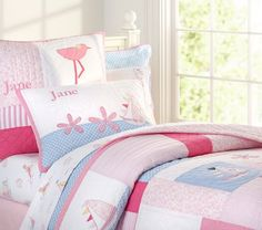 Nantucket Quilted Bedding | Pottery Barn Kids-sold out but oh so cute nautical theme!!!!!