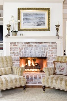 Portentous Useful Tips: Faux Fireplace Tv Stand fireplace tile diy.Fireplace Living Room How To Build fireplace living room lighting.Fireplace Design Before After. Brick Fireplace Makeover, Shiplap Fireplace, Farmhouse Fireplace, Fireplace Remodel, Fireplace Surrounds, Fireplace Design, Fireplace Mantels, Mantles, Fireplace Ideas