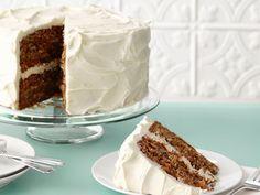 Hummingbird Cake recipe from Food Network Kitchen via Food Network