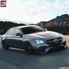 Widebody E63S • 603HP V8! [ Protected by @ceramicpro_official ] #carlifestyle #e63s #widebody [ Design by @carlifestyle x @gabe.design ]