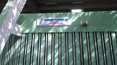 BMX Centro Olímpico Juan Pablo Duarte y no hay estacionamiento para bicicletas...