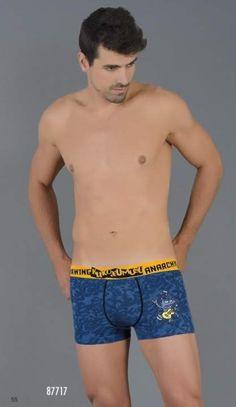 Boxer kukuxumusu modelo kkxanarchy