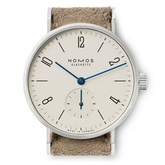 Glashütte Nomos watch