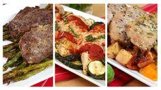 3 Sheet Pan Suppers | Dinner Made Easy: Try the Maple Pork Dinner