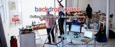Backdropsource orders are shipped from the nearest international warehouse to customer's shipping address directly.