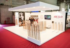 Stand by Servis - Alimentaria   (stand builder Barcelona, Spain, Europe)