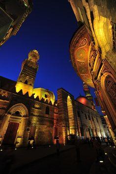 Almoaez Street, Cairo, Egypt