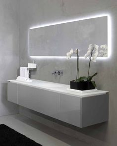 Rectilinear Simplicity: K. Forty Bathroom Collection