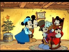 christmas cartoon mickeys christmas carol 1983 youtube - Mickeys Christmas