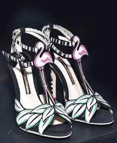 Flamingo shoes