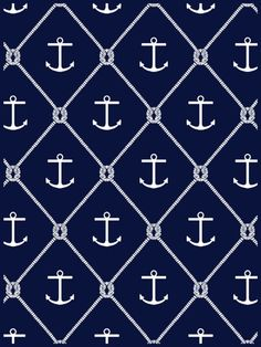Nautical  Graphical Pattern
