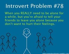 Introvert Problem #78