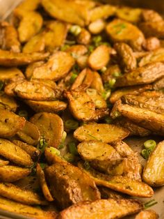 Chef Michael Smith | recipe | Herb-Roasted Potatoes