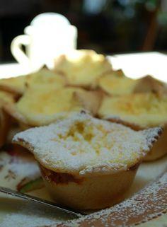 Little Italian Pastries - Soffioni di Ricotta