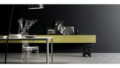 Abacus Wall Unit Shelving by Rimadesio  Available at Haute Living