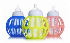 Ba Baby Bottle Holder For Baby Hands | The Original Baby
