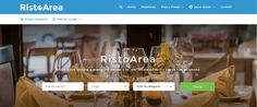 Il sito web di RistoArea è stato pubblicato! https://www.ristoarea.it/