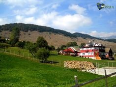 Romania - Sirnea (first tourist village from Romania) Loving U, Mansions, Country, House Styles, Decor, Romania, Countries, Decoration, Manor Houses
