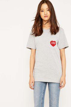 "MNKR – Pocket T-Shirt ""Lover"""
