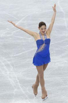 Mirai Nagasu (Photo by Kiyoshi Ota/Getty Images)
