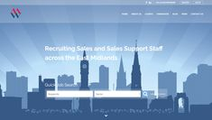 A recently launched #recruitment #website on the www.recruitersites.co.uk platform - responding to our clients needs! To see the Wheeler White website in action, have a look at: http://www.wheelerwhite.co.uk or call the team to see how we can help you...