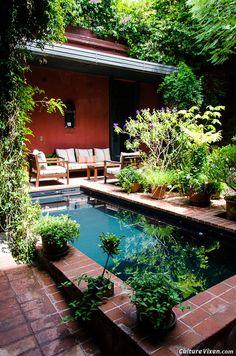 Our favorite Buenos Aires hotel: Coppola Jardin Escondido, Argentina.