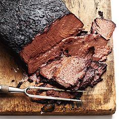 40 Top-Rated Grill Recipes | Coffee-Rubbed Texas-Style Brisket | CookingLight.com
