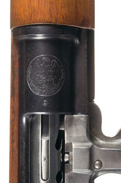 Outstanding One-of-A-Kind Serial Number 1 Swiss Model 1908 Mexican Contract Mondragon Semi-Automatic Rifle