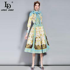 Summer Style Flare Sleeve Slim Printed Jacquard Appliques Sheath Dress in  2019  bb6b9c7037b0