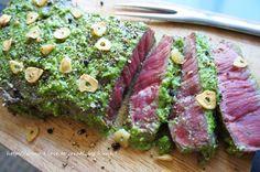 「バジル香る牛たたき」のレシピ by RUNEさん   料理レシピブログサイト タベラッテ