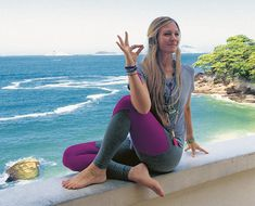 We're crushing hard on Yoga Girl. Roll out your mat and get to know this #flawless yoga star of Instagram…