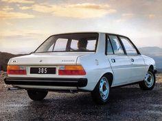 Peugeot 305 (1977 – 1982).