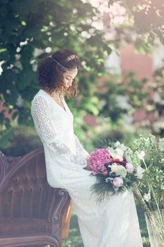 Bohemian Bride Inspiration Shoot   Wendy Tam Photography   Bridal Musings Wedding Blog 18