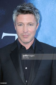 Actor Aidan Gillen attends the Premiere of HBO's 'Game Of Thrones' Season 7 at Walt Disney Concert Hall on July 12, 2017 in Los Angeles, California.