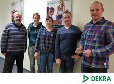 Herzlichen Glückwunsch an unseren erfolgreichen Teilnehmer der Weiterbildung zum Qualitätsmanagement-Beauftragten und Internen Auditor DIN EN ISO 9001 – Expertentraining der DEKRA Akademie in Augsburg! :)